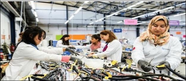 شغيل 500 عامل وعاملة على آلات إنتاج بمدينة الدار البيضاء ـ النواصر