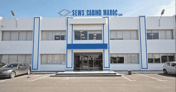 Sews Maroc Emploi Recrutement Dreamjob.ma  1